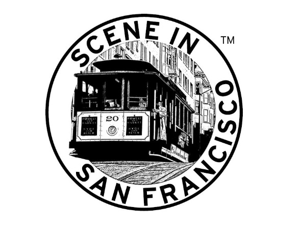 Scene in San Francisco